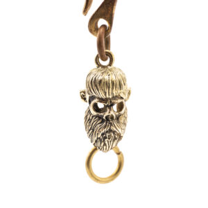 Skull Beard Rockabilly